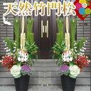 【縁起物・ゴールド竹仕様】【お正月寄せ植え】【送料無料】【特...