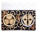 仏壇 打ち敷き 四角 浄土宗 家紋入り 1尺 横30.5cm縦17.5cm 内敷き 日本製