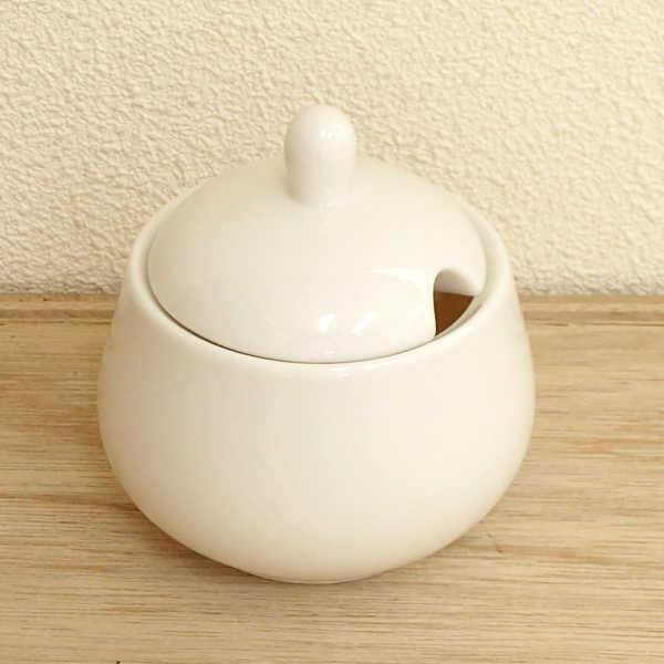 シュガーポット陶器ニューボン砂糖入れ調味料入れおしゃれカフェ食器業務用美濃焼通販