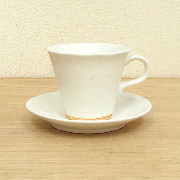 コーヒーカップ&ソーサーふるさとコーヒーカップ和陶器おしゃれかわいいシンプル和風カフェ食器おうちかふ