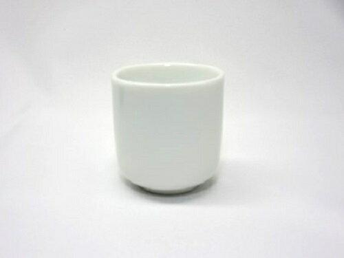 陶器製 湯呑【白無地 1.5寸】仏壇 仏具 湯呑 湯のみ 茶器 茶湯器 仏前 お給仕 陶器