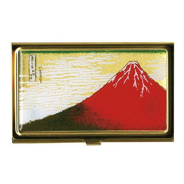 漆器 カードケース ゴールド (名刺入れ)蒔絵 ...の商品画像