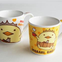バリィさんオリジナルマグカップ(小サイズ)...:shima:10001524