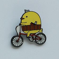 バリィさんピンズ 自転車...:shima:10001538