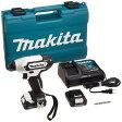 【makita】マキタ 充電式インパクトドライバー TD110DSHXW(白) 10.8V(スライド式 1.5Ah)
