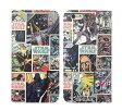 【送料無料】iPhone6用/STARWARS(コミック)/手帳型ケース/STW-29A(代金引換はできません)フリップケース