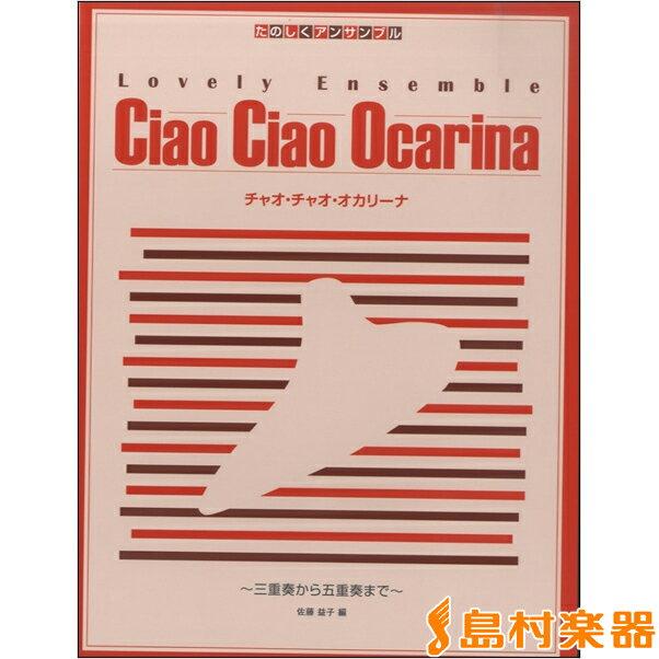 たのしくアンサンブル チャオ・チャオ・オカリーナ...の商品画像