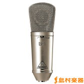 BEHRINGER SINGLE DIAPHRAGM CONDENSER MICROPHONE B-1 コンデンサーマイク 【ベリンガー】