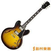 Gibson 1963 ES-335 Block Plain 2013 Vintage Sunburst エレキギター 【ギブソン】