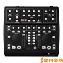 BEHRINGER B-CONTROL DEEJAY BCD3000 DJコントローラー 【ベリンガー】 【国内正規品】