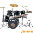 【送料無料】MAXTONE MX116CST ドラムセット 初心者セット 【マックストーン】