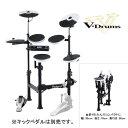 Roland V-Drums Portable TD-4KP-S 電子ドラムセット 【折りたたみ式】 【ローランド TD-4KP-S】