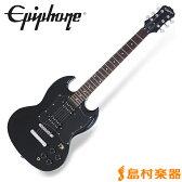 Epiphone G310 Ebony SG エレキギター 【エピフォン】