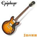 【無金利キャンペーン実施中!5/7まで】 Epiphone ES-339 Pro Vintage Sunburst セミアコ エレキギター 【エピフォン】