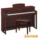 YAMAHA CLP-535 M 電子ピアノ クラビノーバ 88鍵盤 【ヤマハ CLP535】【全国配送設置無料・代引き払い不可】