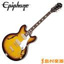 Epiphone Elitist 1965 Casino Vintage Sunburst カジノ フルアコ エレキギター 【エピフォン】