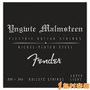 Fender YNGWIE MALMSTEEN SIGNATURE ELECTRIC GUITAR STRINGS エレキギター弦 イングウェイ マルムスティーン シグネイチャー 【フェンダー】