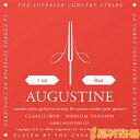 AUGUSTINE RED/SET クラシックギター弦 CLASSIC/RED 028-0425 【オーガスチン】
