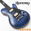 ヒストリー 渡辺香津美モデル エレキギター 【限定生産】 Tidewater HISTORY