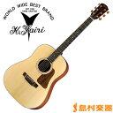 K.Yairi LO-K13SAP アコースティックギター【フォークギター】 Kシリーズ 【Kヤイリ LOK13SAP】