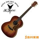 K.Yairi RF-K7OVA アコースティックギター【フォークギター】 Kシリーズ 【Kヤイリ RFK7OVA】
