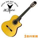 【クレジット無金利 10/31まで♪】K.Yairi CE-3 NS エレガットギター ナイロンエレクトリックシリーズ 【Kヤイリ CE-3】