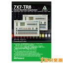ROLAND AIRA 7X7-TR8-S ドラムマシン TR-8 拡張サウンド 【ローランド 7X7TR8S】 【国内正規品】