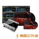 Native Instruments(NI) TRAKTOR Scratch A6 デジタルDJシステム 【ネイティブインストゥルメンツ】【梅田ロフト店】【国内正規品】
