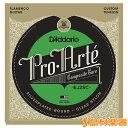 D'Addario EJ25C フラメンコギター弦 Pro Arte Composites Flamenco Guitar クリアーナイロン 【ダダリオ】