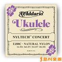 D'Addario EJ88C ウクレレ弦 Ukulele Strings Nyltech コンサートウクレレ用 【ダダリオ】