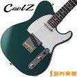 CoolZ ZTE-10R BRG エレキギター TLタイプ 【クールZ ZTE10R】