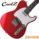 CoolZ ZTE-M10R CAR エレキギター TLタイプ 【ミディアムスケール】 【クールZ ZTEM10R】