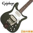 【エントリーでポイント5倍 10/27 10:00-10/30 9:59】 Epiphone Tamio Okuda Coronet Silver Fox(シルバーフォックス) 奥田民生モデル エレキギター コロネット 【日本製】 【エピフォン】 【数量限定】