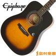 Epiphone PRO-1 VS(ビンテージサンバースト) アコースティックギター【フォークギター】 【エピフォン PRO1】