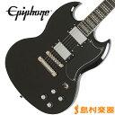 Epiphone Tony Iommi SG Custom EB(エボニー) SG エレキギター ブラックサバス トニーアイオミモデル 【エピフォン】