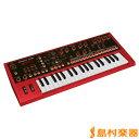 【送料無料】ROLAND JD-Xi-RD シンセサイザー 37鍵盤レッドカラーモデル 【ローランド】 【数量限定】