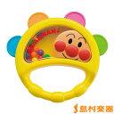 PINOCCHIO アンパンマン ベビータンバリン 楽器おもちゃ 【ピノチオ 赤ちゃん おもちゃ アガツマ】の画像