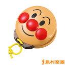 PINOCCHIO アンパンマン うちの子天才 カスタネット 楽器おもちゃ 【ピノチオ 楽器玩具 アガツマ】の画像
