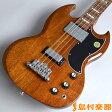 Gibson SGSTDBass2014 SG Standard Bass 2014 【生産完了特価品】 WN(ウォールナット) 【SGスタンダードベース】 エレキベース 【ギブソン】 【未展示品】