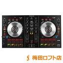 【送料無料】Pioneer DDJ-SB2 DJコントローラー Serato DJ Intro 対応 ブラック 【パイオニア DDJSB2】 【梅田ロフト店】
