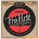 D'Addario EXP45 クラシックギター弦 EXP Classical Normal 0280-0440 【ダダリオ】