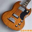 Gibson SG Standard Bass 2014 【生産完了特価品】 エレキベース 【ギブソン SGSTDBass2014】 WN(ウォールナット) SGスタンダードベース 【未展示品】