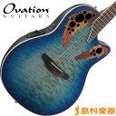 Ovation Celebrity Elite Plus Super Shallow Body CE48P RG(リーガル トゥ ナチュラル) アコースティックギター エレアコ 【オベーション セレブリティ】