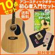 Vanguard VDG-01 NA エントリーセット アコースティックギター 初心者セット 【バンガード】【オンラインストア限定】