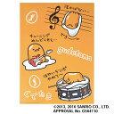 Sanrio ぐでたま ステッカー ギター&ドラムバージョン 【サンリオ】【島村楽器コラボグッズ】【数量限定】