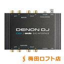 DENON DS1 Serato用 DVS対応 インターフェイス 【デノン】 【梅田ロフト店】 【国内正規品】