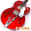 GRETSCH G6120SHA(Candy Apple Red) エレキギター(フルアコ) 【グレッチ (Nashville/Brian Setzer Hot Rod)】 【福岡イムズ店】 【リペアマン調整済み中古】