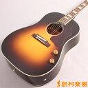 Gibson 1960s J-160E VS(ビンテージサンバースト) エレアコギター 【ギブソン】【島村楽器限定販売モデル】