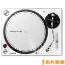 Pioneer PLX-500 ホワイト ターンテーブル 【パイオニア】