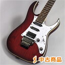 Ibanez RG2560ZEX CW(Crimson Wine) エレキギター(フロイドローズタイプ) 【アイバニーズ Prestige(プレステージ)】 【福岡イムズ店】 【中古】